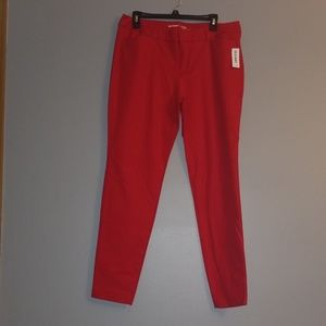 Old Navy Red Pixies